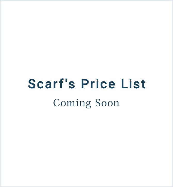 (SP)スカーフの値段表が入ります。